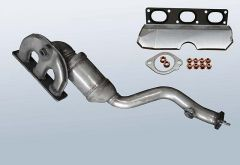 Catalytic Converter BMW 3 330i (E46)
