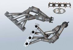 Catalytic Converter BMW 3 316i (E46)