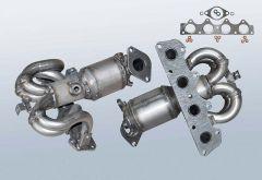Catalytic Converter KIA ceed 1.4 16v (ED)
