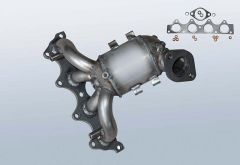 Catalytic Converter KIA Venga 1.4 CVVT (YN)