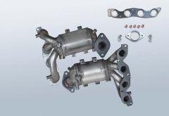 Catalytic Converter HYUNDAI I20 1.2 16v (PB,PBT)