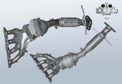 Catalytic Converter MAZDA 3 1.4 16v (BK)
