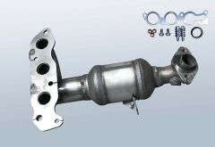 Catalytic Converter OPEL Agila B 1.0 LPG ecoFLEX (0H68)