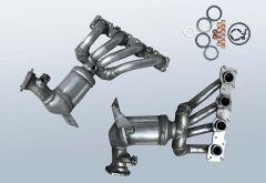 Catalytic Converter BMW 1 118i (E88)