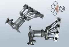 Catalytic Converter BMW 3 316i (E90)