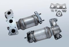 Catalytic Converter VW Polo 1.2 6v (9N3)