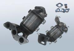 Catalytic Converter KIA Picanto 1.0 CVVT (TA)