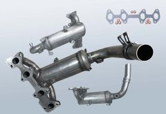 Catalytic Converter FORD Ka 1.2 8v (RU8)