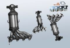 Catalytic Converter KIA Picanto 1.0 12v (BA SA)