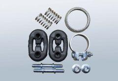 Mounting kit for CAT MITSUBISHI Colt VI 1.3 (Z33A/Z34A)