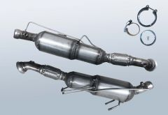 Diesel Particulate Filter VW Crafter 2.0 TDI (2F)