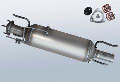 Diesel Particulate Filter ALFA ROMEO 159 1.9 JTDM CF4 (X3)