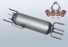 Diesel Particulate Filter OPEL Signum 1.9 CDTI