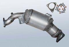 Diesel Particulate Filter AUDI A4 2.0 TDI (8K2,B8)