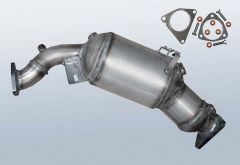 Diesel Particulate Filter AUDI A5 Coupe 2.0 TDI (8T3)