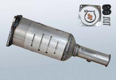 Diesel Particulate Filter CITROEN C4 2.0 Hdi (LC)