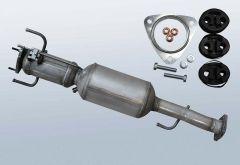 Diesel Particulate Filter ALFA ROMEO 147 1.9 JTD CF4 (BZ_DS)