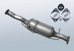 Diesel Particulate Filter FORD Kuga I 2.0 TDCI (CBV)