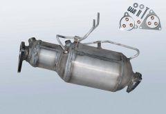 Diesel Particulate Filter AUDI A6 2.0 TDI (4F2C6)