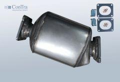 Diesel Particulate Filter BMW 5 520d (E60)