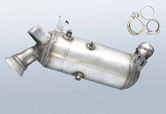 Diesel Particulate Filter MERCEDES BENZ E 220 CDI (W211006)