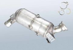Diesel Particulate Filter MERCEDES BENZ C 200 CDI (CL203707)