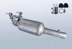 Diesel Particulate Filter MERCEDES BENZ Sprinter 3 t 209 CDI (906611/906613)