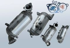 Diesel Particulate Filter KIA Sorento 2.0 CRDI (XM)