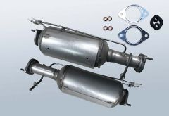 Diesel Particulate Filter FORD S-MAX SMAX 2.0 TDCI (WA6)