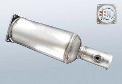 Diesel Particulate Filter CITROEN C5 2.7 HDI (TD)