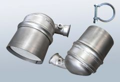 Diesel Particulate Filter CITROEN Berlingo II 1.6 HDI (B9)