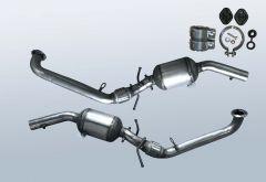 Diesel Particulate Filter MERCEDES BENZ B-Klasse B180 CDI (245207)