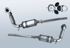 Diesel Particulate Filter FORD Tourneo Custom 2.2 TDCI (TTF)