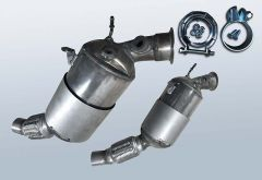 Diesel Particulate Filter BMW 123d (E82)