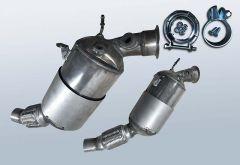 Diesel Particulate Filter BMW  123d (E87N)