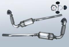Diesel Particulate Filter FORD Tourneo Custom 2.2TDCI (TTF)