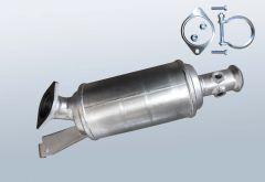 Diesel Particulate Filter RENAULT Master II 2.5dCi (JD)