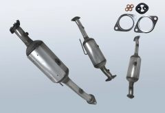 Diesel Particulate Filter FORD Kuga II 2.0 TDCI (CBS)