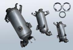 Diesel Particulate Filter VW T5 2.0 TDI (7HA,7HH,7EA,7EH)