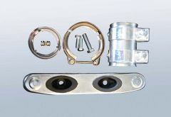 Mounting kit for DPF AUDI A3 1.9 TDI (8P1)