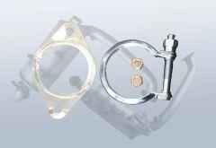 Mounting kit for DPF MAZDA 3 1.6 CD (BK)