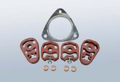 Mounting kit for DPF FIAT Croma 1.9 JTD