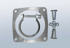 Mounting kit for DPF LANCIA Phedra 2.2 JTD (179)