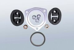 Mounting kit for DPF FIAT Sedici 1.9 D 4x4 (FY)