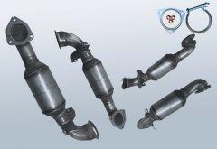 Catalytic Converter CITROEN DS3 1.6 Racing THP 200