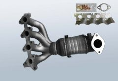 Catalytic Converter HYUNDAI Getz 1.1i (TBI)