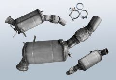 Dieselpartikelfilter BMW X3 1.8 d xDrive (E83N)